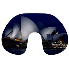 Landmark Sydney Opera House Travel Neck Pillows