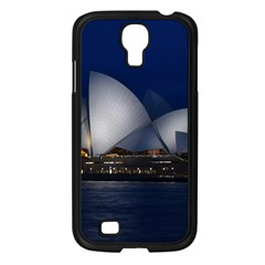 Landmark Sydney Opera House Samsung Galaxy S4 I9500/ I9505 Case (black)