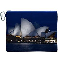 Landmark Sydney Opera House Canvas Cosmetic Bag (xxxl)