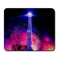 Paris France Eiffel Tower Landmark Large Mousepads