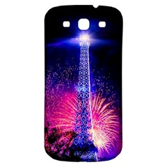 Paris France Eiffel Tower Landmark Samsung Galaxy S3 S Iii Classic Hardshell Back Case