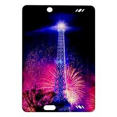 Paris France Eiffel Tower Landmark Amazon Kindle Fire Hd (2013) Hardshell Case