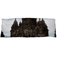 Prambanan Temple Indonesia Jogjakarta Body Pillow Case Dakimakura (two Sides)