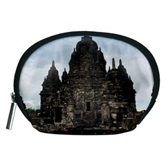 Prambanan Temple Indonesia Jogjakarta Accessory Pouches (medium)