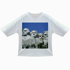 Mount Rushmore Monument Landmark Infant/toddler T Shirts