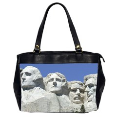 Mount Rushmore Monument Landmark Office Handbags (2 Sides)
