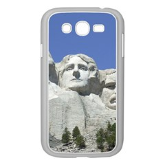 Mount Rushmore Monument Landmark Samsung Galaxy Grand Duos I9082 Case (white)