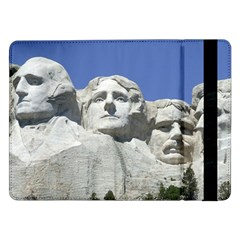 Mount Rushmore Monument Landmark Samsung Galaxy Tab Pro 12 2  Flip Case