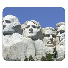 Mount Rushmore Monument Landmark Double Sided Flano Blanket (small)