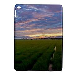 Landscape Sunset Sky Sun Alpha Ipad Air 2 Hardshell Cases