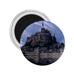 Mont Saint Michel France Normandy 2 25  Magnets