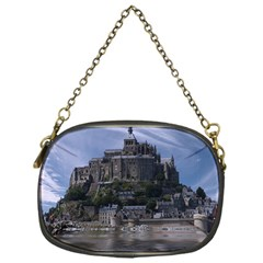 Mont Saint Michel France Normandy Chain Purses (one Side)