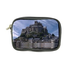 Mont Saint Michel France Normandy Coin Purse