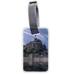Mont Saint Michel France Normandy Luggage Tags (two Sides)