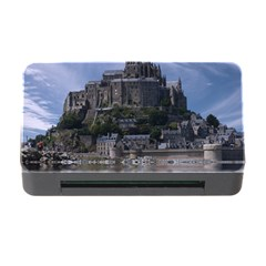 Mont Saint Michel France Normandy Memory Card Reader With Cf