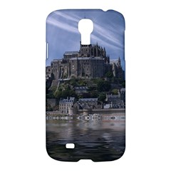 Mont Saint Michel France Normandy Samsung Galaxy S4 I9500/i9505 Hardshell Case