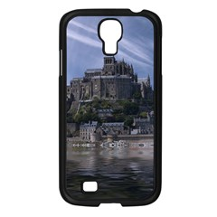 Mont Saint Michel France Normandy Samsung Galaxy S4 I9500/ I9505 Case (black)