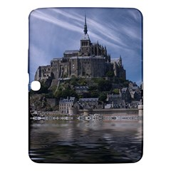 Mont Saint Michel France Normandy Samsung Galaxy Tab 3 (10 1 ) P5200 Hardshell Case