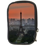 Paris France French Eiffel Tower Compact Camera Cases Front