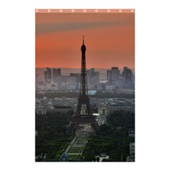 Paris France French Eiffel Tower Shower Curtain 48  X 72  (small)