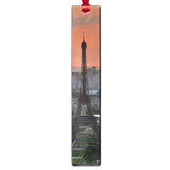 Paris France French Eiffel Tower Large Book Marks