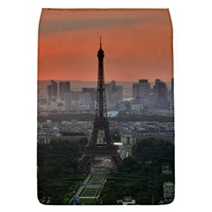 Paris France French Eiffel Tower Flap Covers (s)