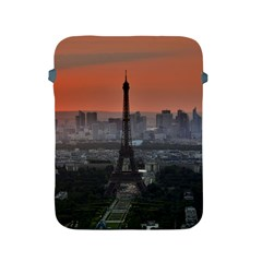 Paris France French Eiffel Tower Apple Ipad 2/3/4 Protective Soft Cases
