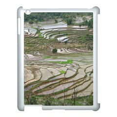 Rice Fields Terraced Terrace Apple Ipad 3/4 Case (white)