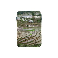 Rice Fields Terraced Terrace Apple Ipad Mini Protective Soft Cases