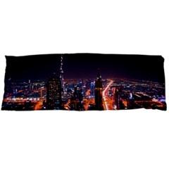 Dubai Cityscape Emirates Travel Body Pillow Case Dakimakura (two Sides)