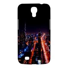 Dubai Cityscape Emirates Travel Samsung Galaxy Mega 6 3  I9200 Hardshell Case