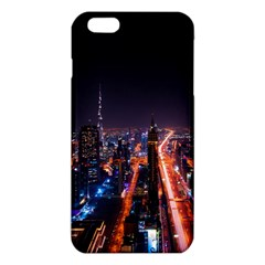 Dubai Cityscape Emirates Travel Iphone 6 Plus/6s Plus Tpu Case