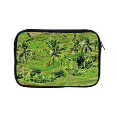 Greenery Paddy Fields Rice Crops Apple Ipad Mini Zipper Cases