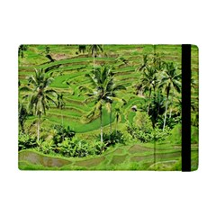 Greenery Paddy Fields Rice Crops Ipad Mini 2 Flip Cases