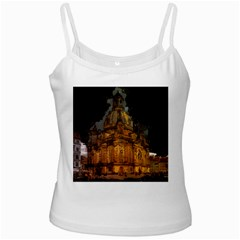 Dresden Frauenkirche Church Saxony Ladies Camisoles