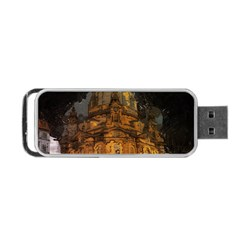 Dresden Frauenkirche Church Saxony Portable Usb Flash (two Sides)