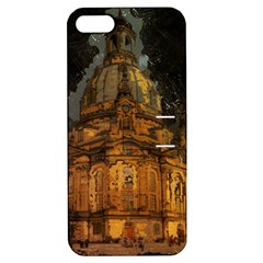 Dresden Frauenkirche Church Saxony Apple Iphone 5 Hardshell Case With Stand