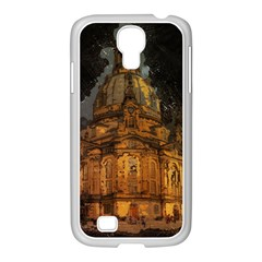 Dresden Frauenkirche Church Saxony Samsung Galaxy S4 I9500/ I9505 Case (white)