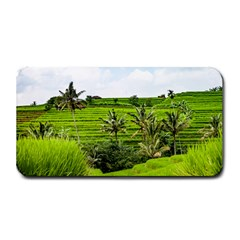 Bali Rice Terraces Landscape Rice Medium Bar Mats