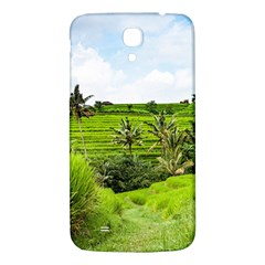 Bali Rice Terraces Landscape Rice Samsung Galaxy Mega I9200 Hardshell Back Case