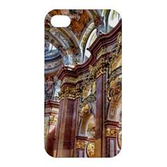 Baroque Church Collegiate Church Apple Iphone 4/4s Premium Hardshell Case