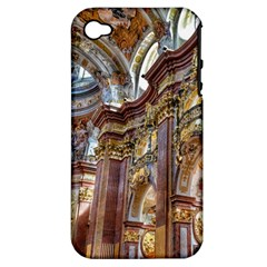 Baroque Church Collegiate Church Apple Iphone 4/4s Hardshell Case (pc+silicone)
