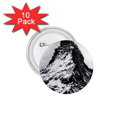 Matterhorn Switzerland Mountain 1 75  Buttons (10 Pack)