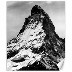 Matterhorn Switzerland Mountain Canvas 8  X 10