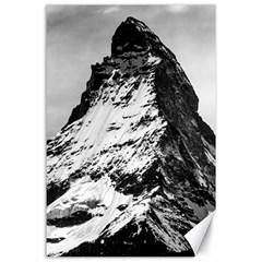 Matterhorn Switzerland Mountain Canvas 24  X 36