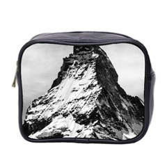 Matterhorn Switzerland Mountain Mini Toiletries Bag 2 Side