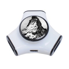 Matterhorn Switzerland Mountain 3 Port Usb Hub