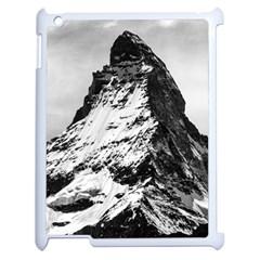 Matterhorn Switzerland Mountain Apple Ipad 2 Case (white)