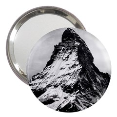 Matterhorn Switzerland Mountain 3  Handbag Mirrors