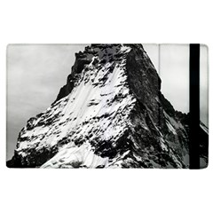 Matterhorn Switzerland Mountain Apple Ipad 3/4 Flip Case